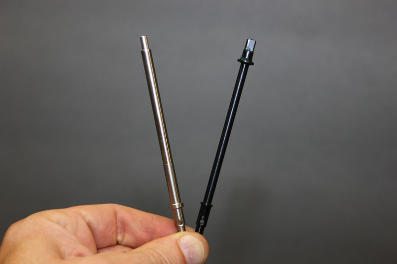 Axle difference