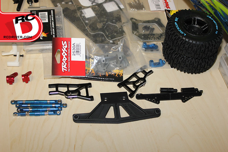 Parts for Ugly Truck