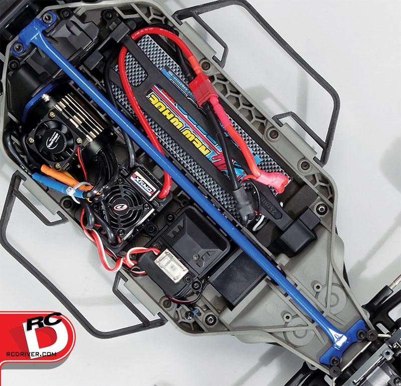 VG Racing Slash 4x4 Brace