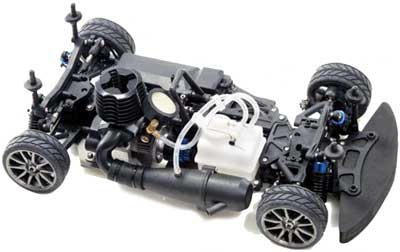 Duratrax Nissan GT-R