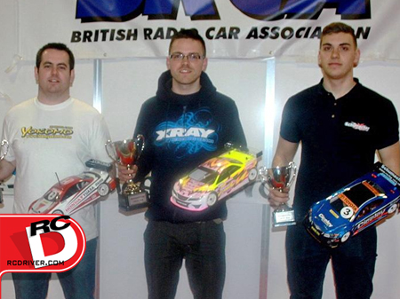 AE's Jefferies and Stiles Finish 1-2 at Autosport International