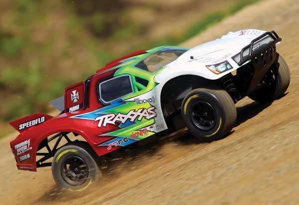 Traxxas Slash 4x4 LCG Racer