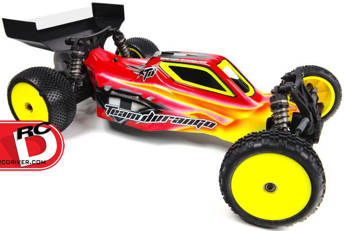 Team Durango DEX210V2 2WD Offroad Buggy
