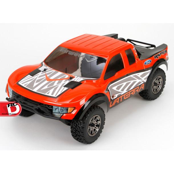 Vaterra Ford Raptor Pre-Runner Truck