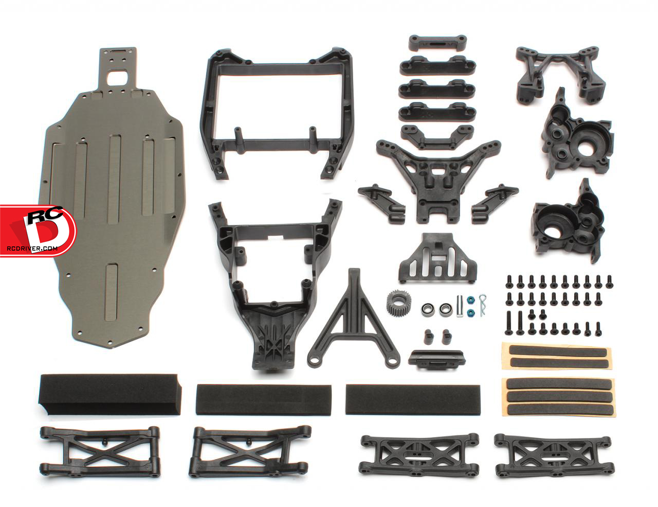 Team Associated - Conversion kits for the B5 and B5M_1