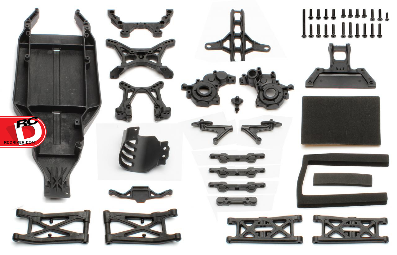 Team Associated - Conversion kits for the B5 and B5M_2