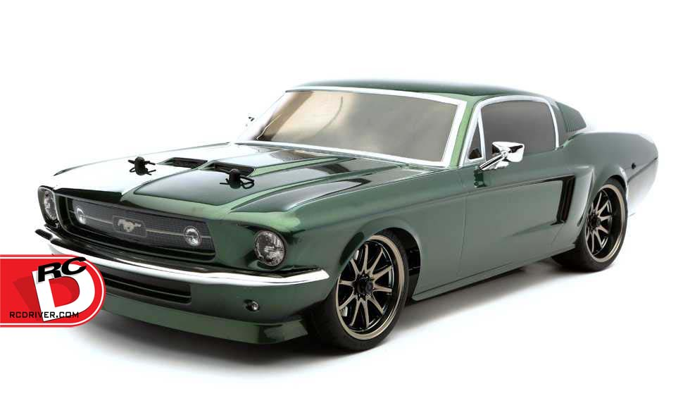 Vaterra - 1967 Ford Mustang RTR copy
