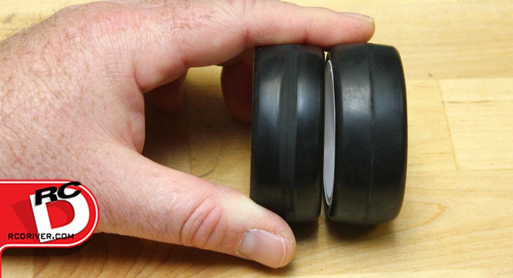 Muchmore Power Truer 2 Rubber Tire Sander