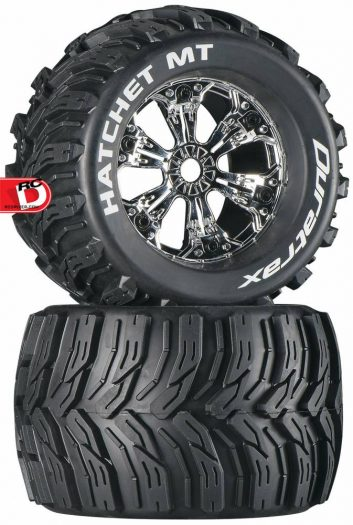 "Duratrax - 3.8"" Monster Truck Tires_1"