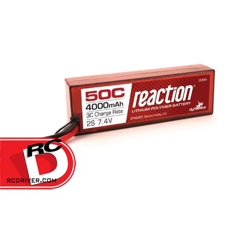 Dynamite - 50C Reaction LiPo Battery Packs_2 copy