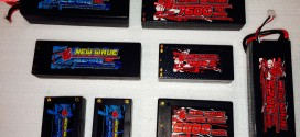 New Batteries Available from Team New Wave
