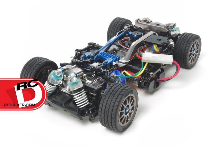 Tamiya - M05 Ver.II PRO Chassis Kit_Copy