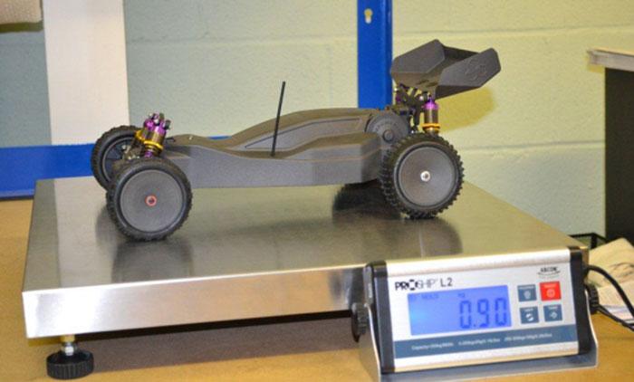 3d-printing Carbon Car
