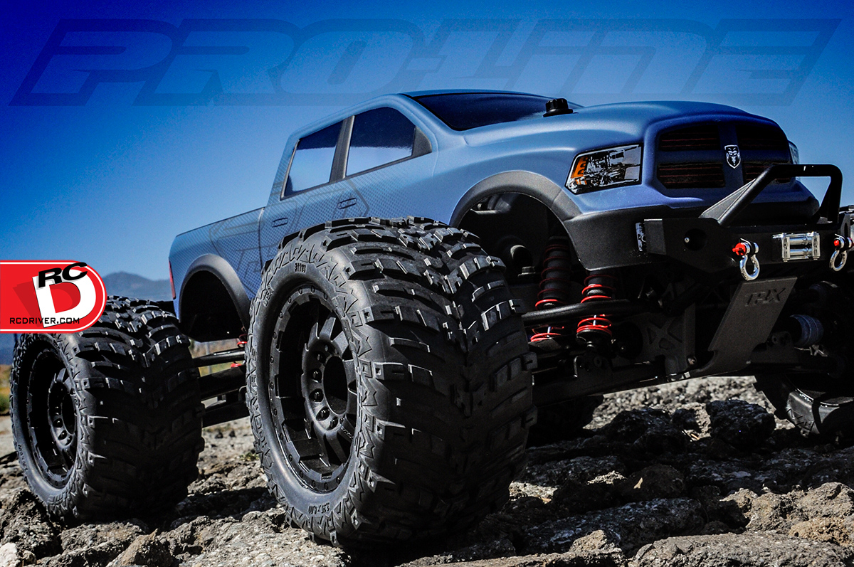 Check This Out Dodge Ram 1500 Monster Truck Body From Pro Line