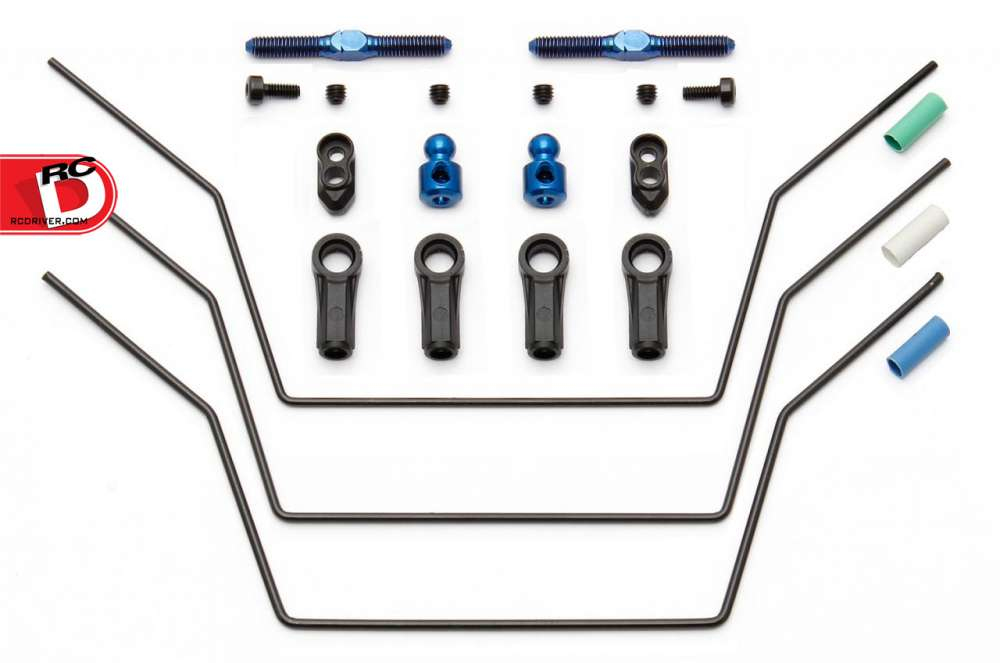 Team Associated - Factory Team Anti-roll Bar Kits for the B5 & B5M_2 copy