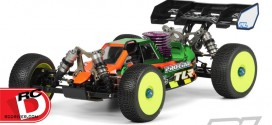 Pro-Line Phantom Body for the TLR 8ight 3.0