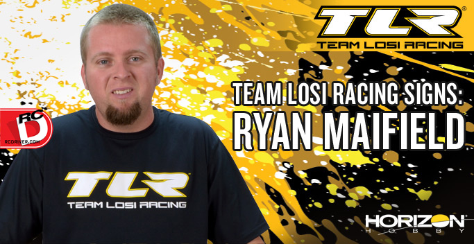On The Move – Ryan Maifield Joins TLR!