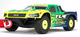 TLR 22SCT 2.0 Short Course Truck