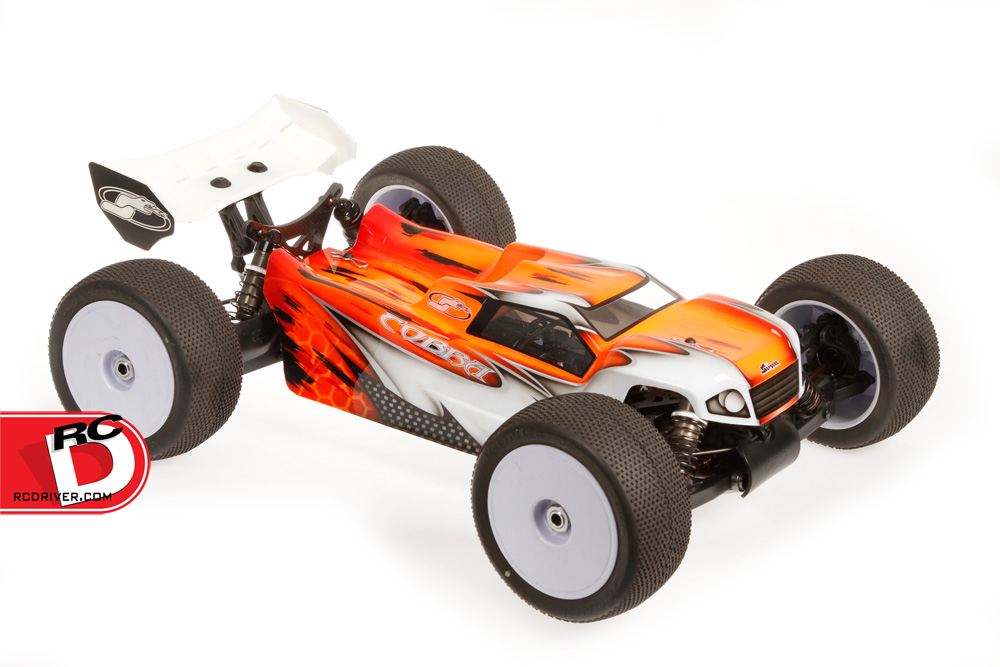 The Serpent Cobra E Truggy Is Here