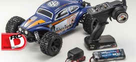 Don't Get Bitten! The Kyosho Mad Bug VE