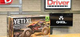Axial Yeti XL Monster Buggy RTR
