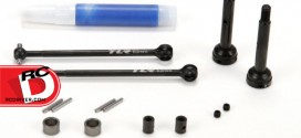 TLR Front and Rear CVA Driveshaft Sets for the 22-4