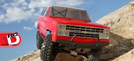 Check It Out!  The Vaterra 1986 Chevrolet K-5 Blazer Ascender RTR