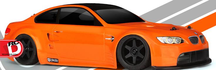HPI - Sprint 2 Flux with BMW M3 GTS Body copy