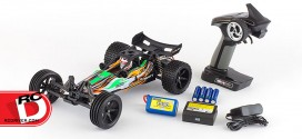 The Helion Impakt 12B 2wd Off Road Buggy – Lots of Fun!