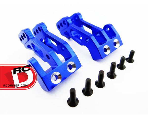 Hot Racing - Yeti Aluminum Lower Link Mounts copy