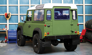 Review: RC4WD Gelande Defender 90