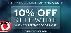 Save 10% At AMain!