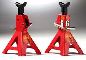 Adjustable Height 6-Ton Jack Stands