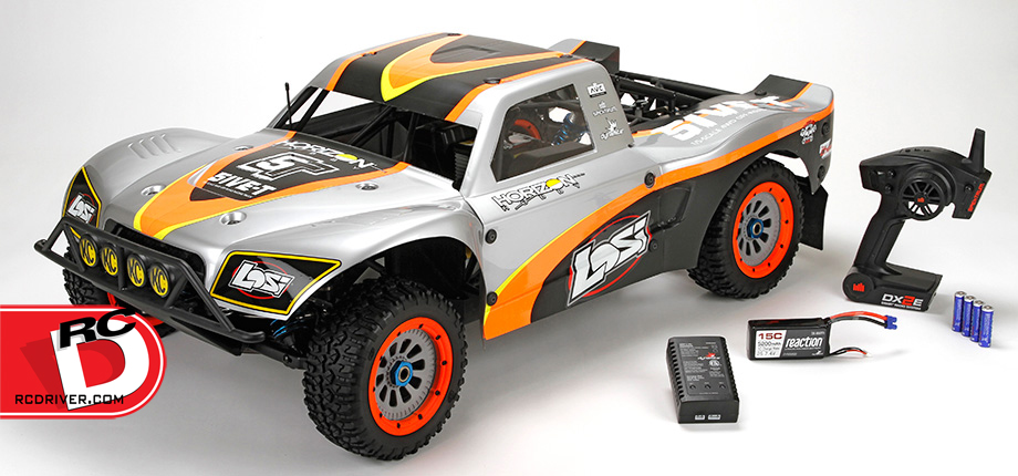 Losi - 5IVE-T RTR with AVC_1 copy