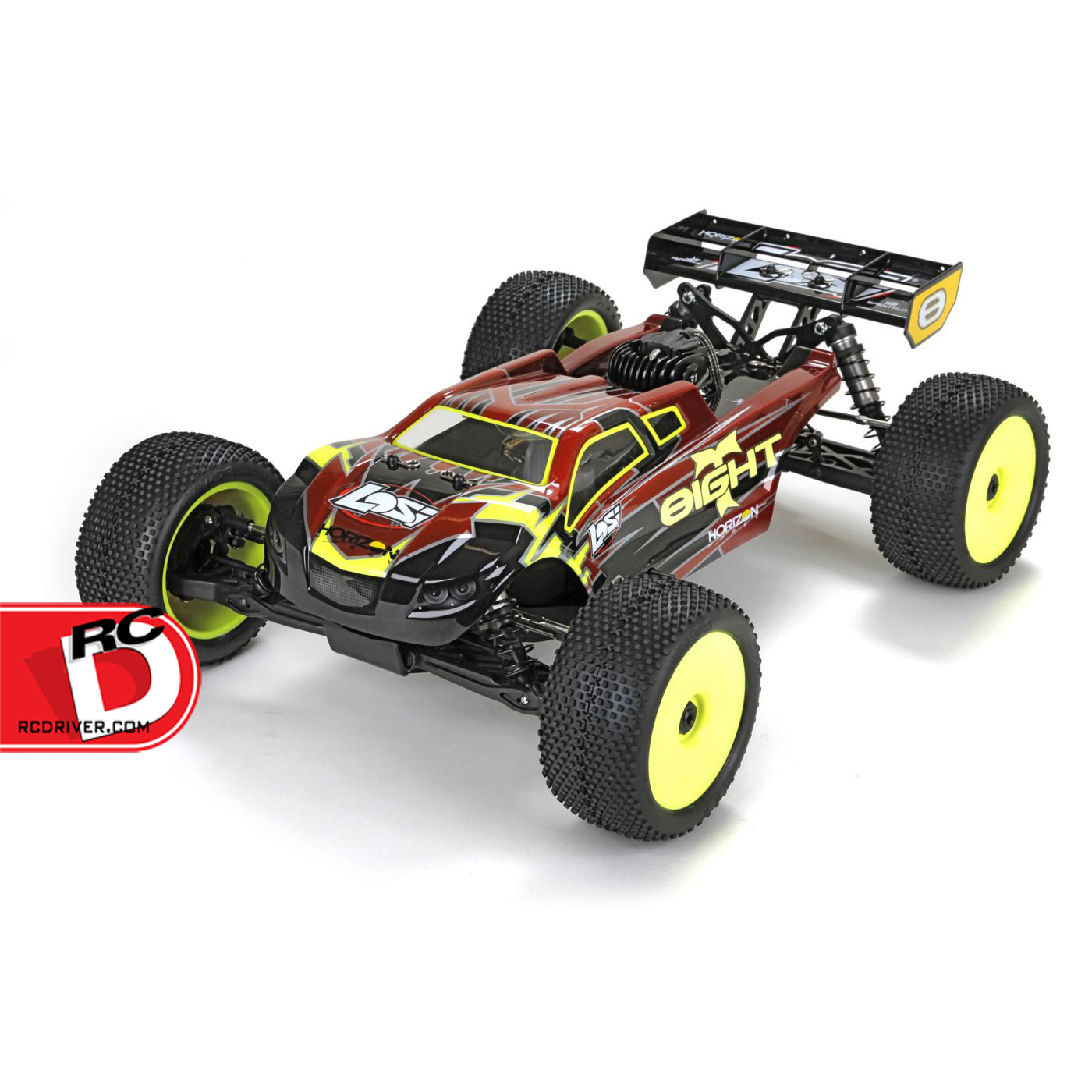 Losi 8IGHT T Gas Truggy RTR with AVC 1 copy