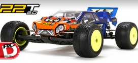 Ready for Action – The TLR 22T 2.0 Stadium Truck Kit