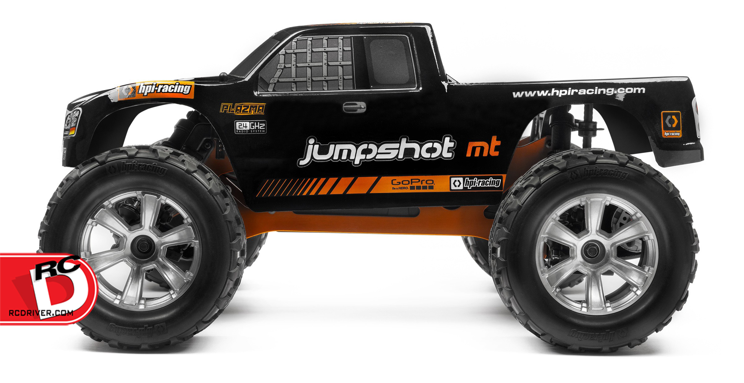 HPI Jumpshot 2WD Truck 1 copy