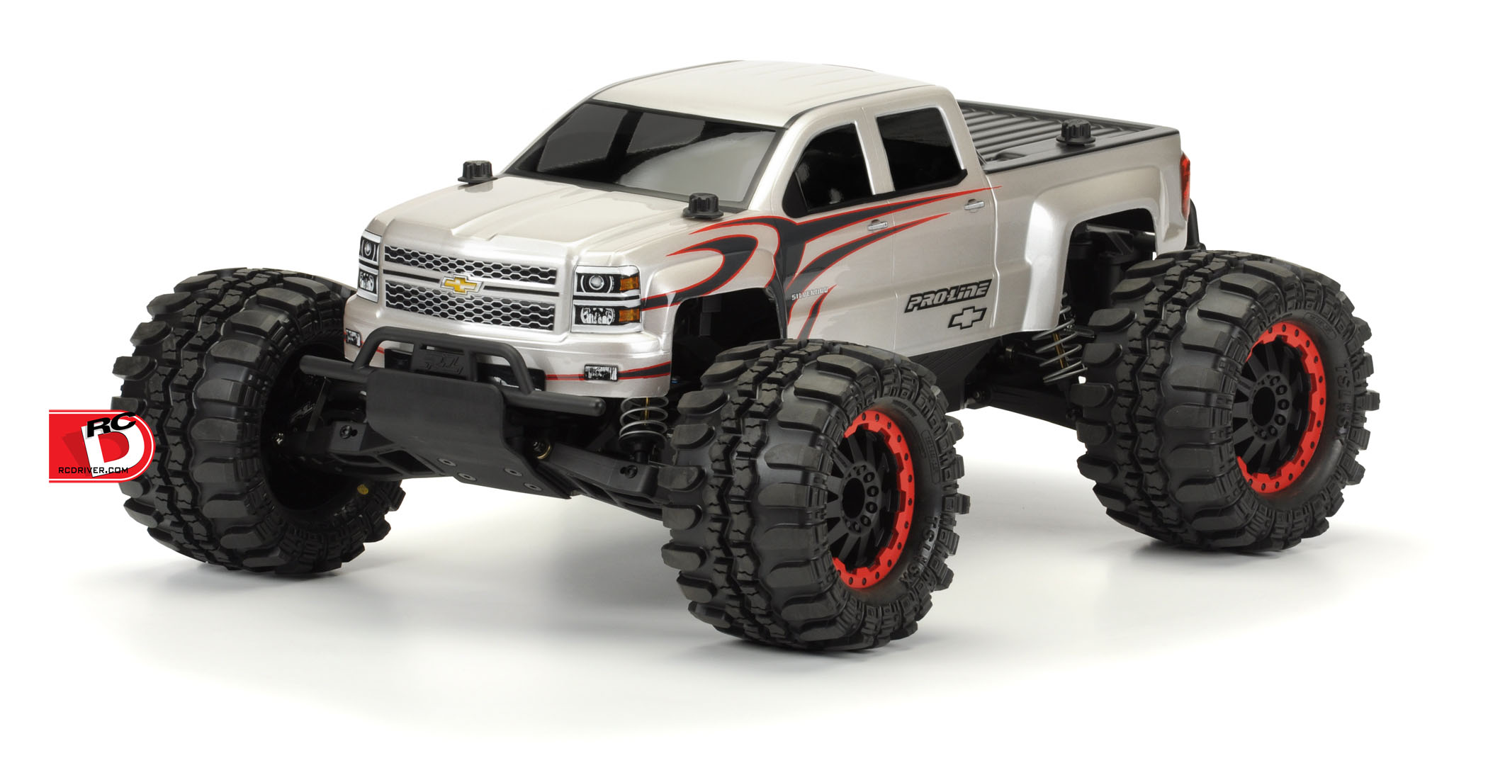 Chevy Silverado and Ford F 150 SVT Raptor Clear Bo s for the Pro MT