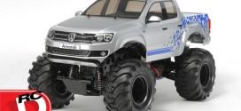 Tamiya Volkswagen Amarok Custom Lift