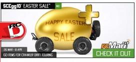RCMart's Golden Egg Easter Sale