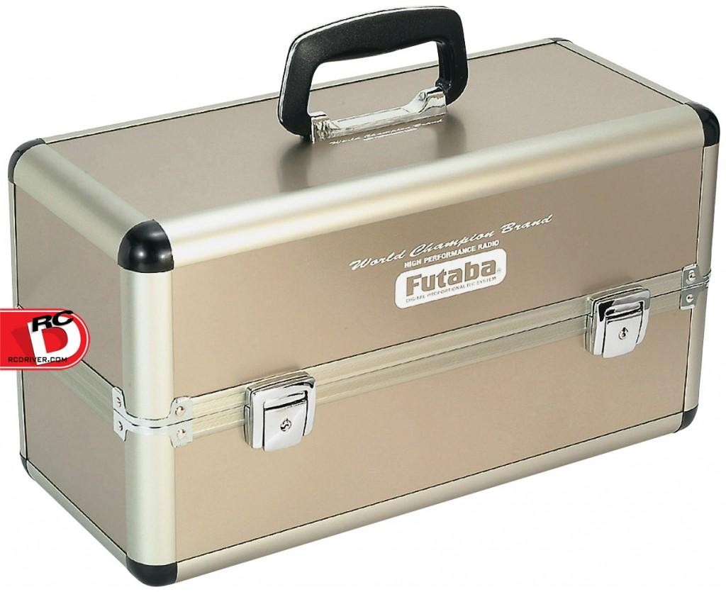 Futaba - Metal Double Transmitter Case copy