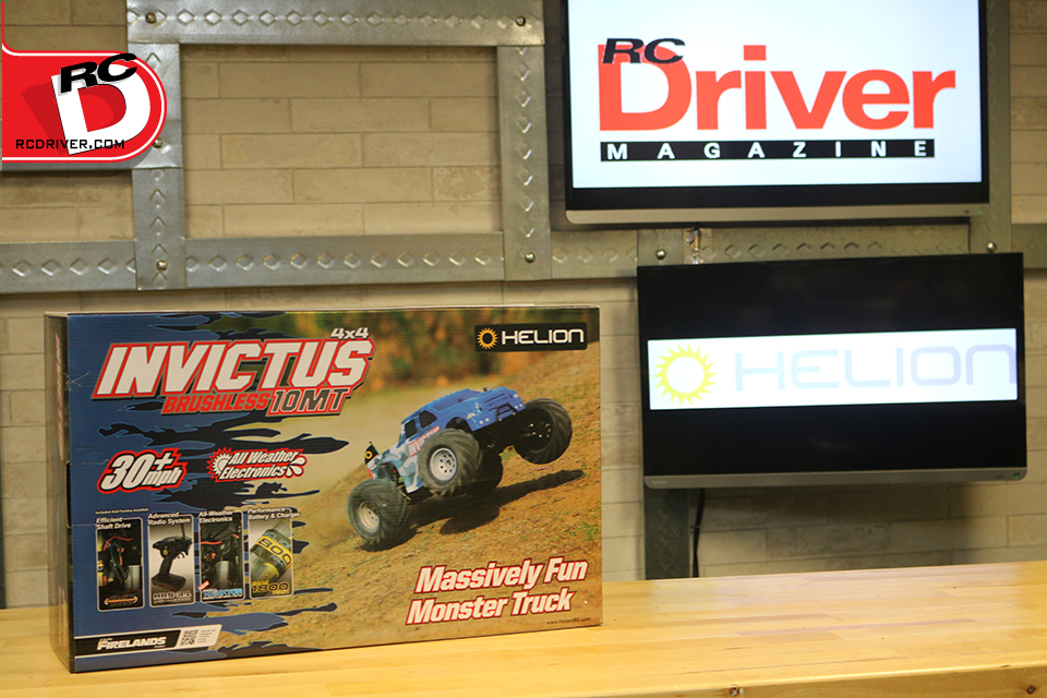 Helion Invictus 10MT Brushless