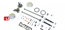 Pucks 17.5 Drive System for the TLR 22 SCT 2.0