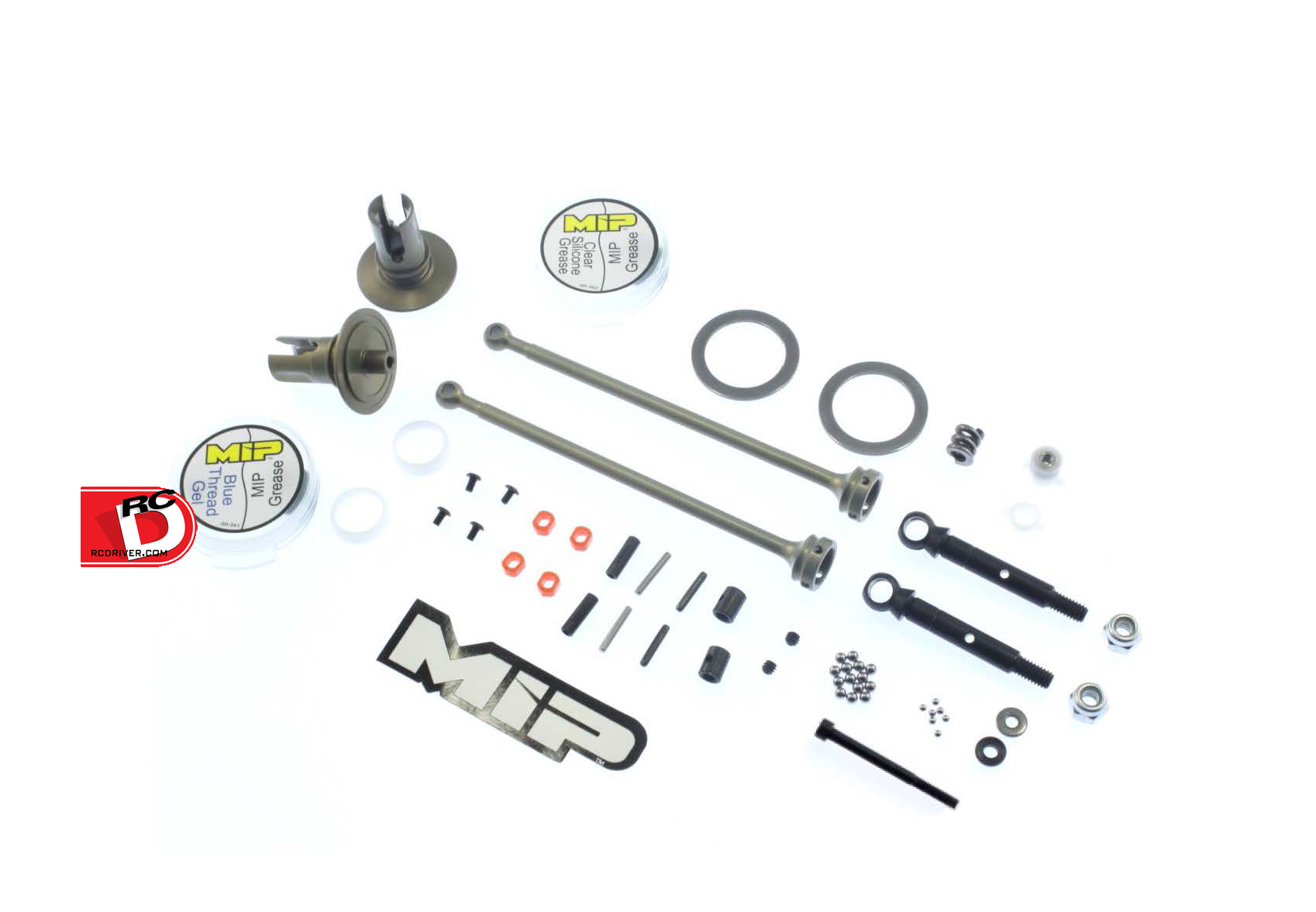 MIP - Pucks 17.5 Drive System for the TLR 22 SCT 2