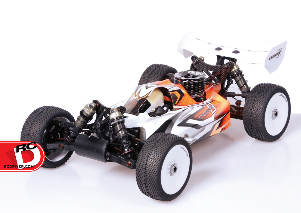Serpent - Cobra 2.2 1-8 Nitro Buggy