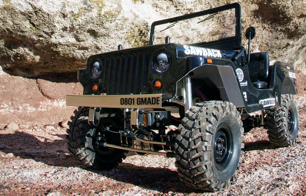 Review: Gmade Sawback Classic Willys