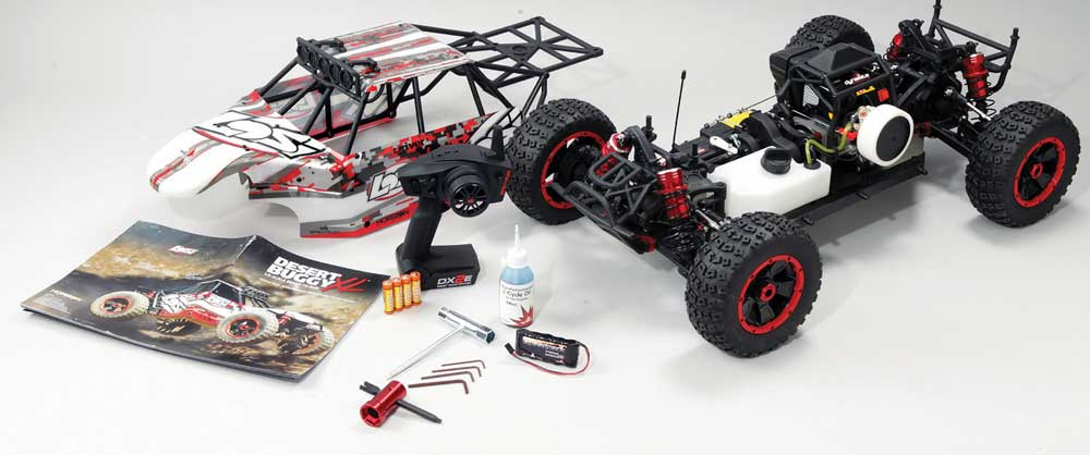 Review: Losi Desert Buggy XL