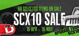 Save on Axial SCX10 Parts at RCMart