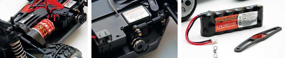 Revell Dromida BX4.18, MT4.18, SC4.18 RTRs