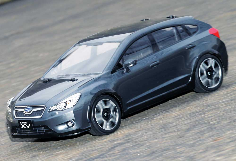 Review: Tamiya Subaru XV